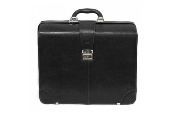 Teczka skórzana męska biznesowa na laptopa Galskór 540