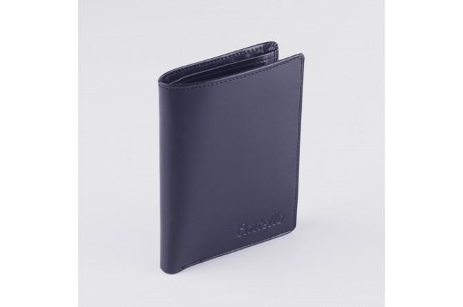 Skórzany portfel męski dwuczęściowy Cartello M960