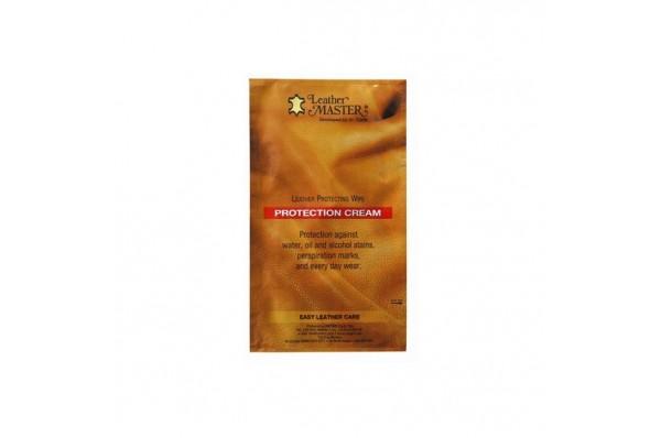PROTECTION CREAM - środek pielęgnujący do skóry / 1 ściereczka