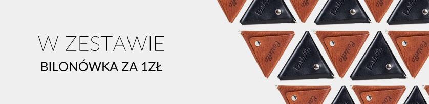 Bilonówka do cienkiego portfela